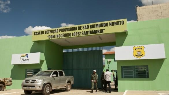 presidio de São Raimundo Nonato