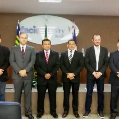 Fábio Abreu anuncia instalação de laboratório de DNA no Piauí