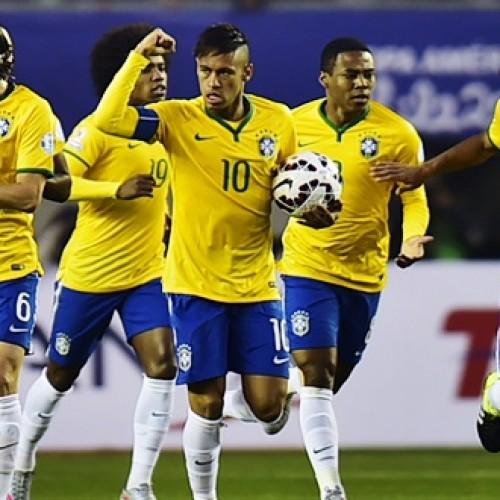 Fifa divulga ranking e Brasil ganha duas posições e fica em 6º lugar