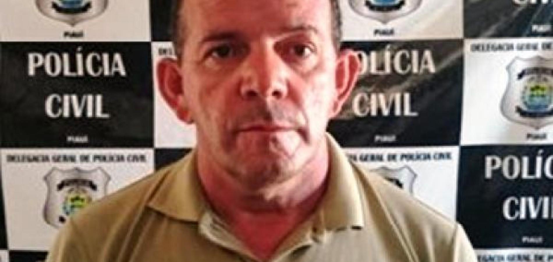 Polícia civil de Picos prende mototaxista suspeito de homicídio