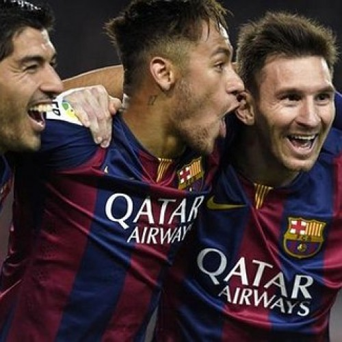 Barcelona pode ter trio MSN em campo na decisão do Mundial