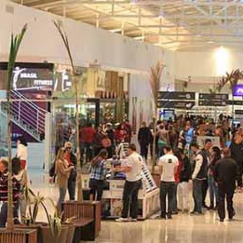Vendas em shoppings tiveram o pior Natal em 10 anos