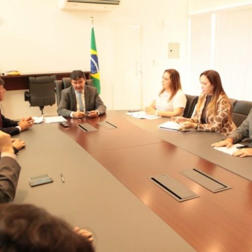 Governo e Caixa traçam plano de investimentos para o Piauí