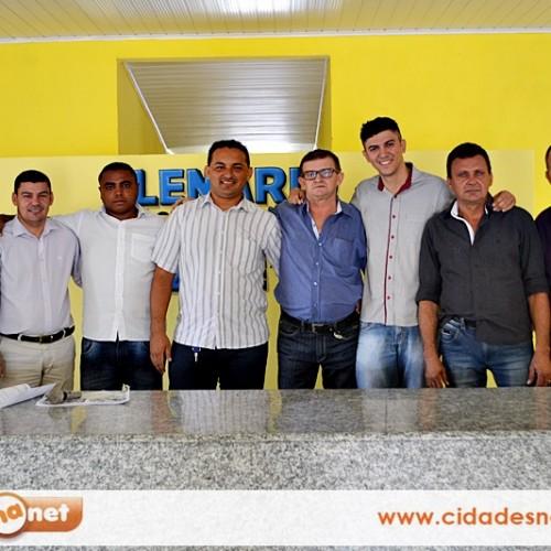 Edmilson Junior assume a presidência da Câmara Municipal de Campo Grande do Piauí