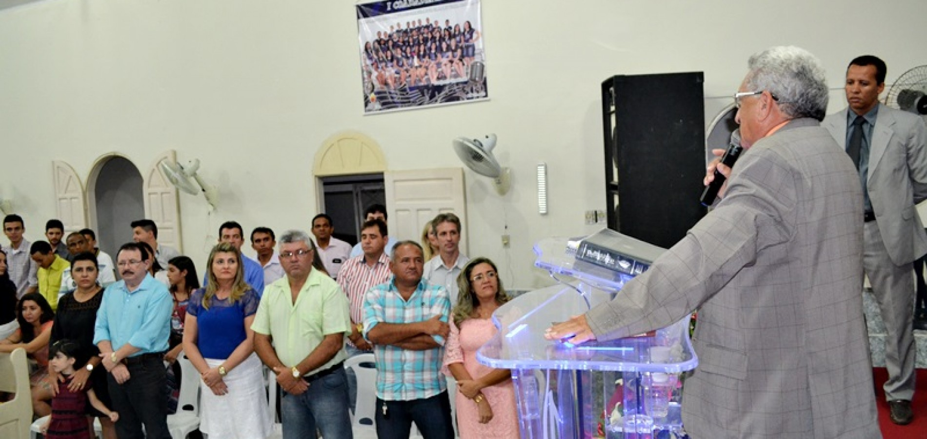 Culto em ação de graças celebra 52 anos de emancipação política de Padre Marcos; fotos