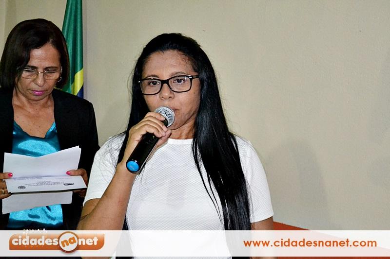 Ivaldete Reis, coordenadora do CRAS