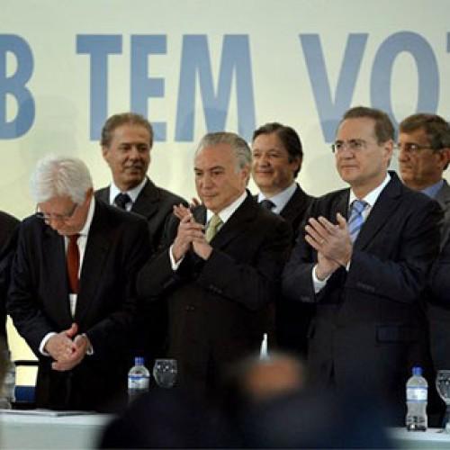 PMDB não discutirá saída do governo na convenção nacional de março