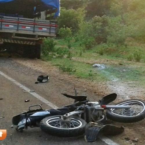 Homem de 60 anos morre em acidente no município de Patos do Piauí; fotos
