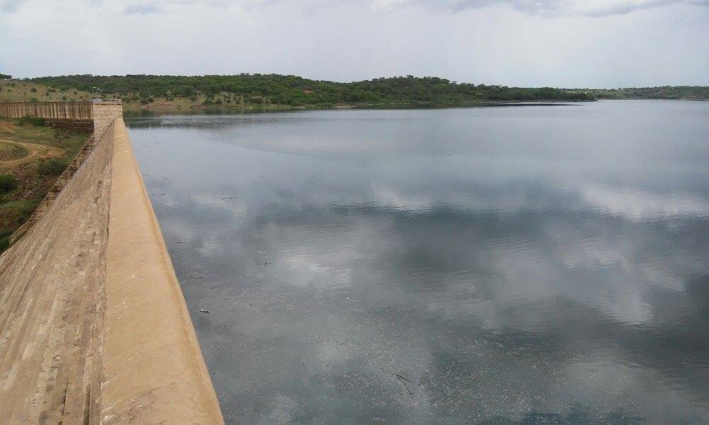 barragem de Patos