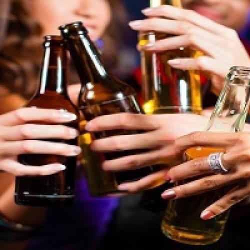 No Piauí 44% dos alunos do 9º ano  já consumiram bebida alcoólica