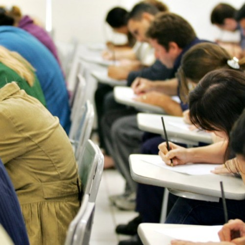 Mais de 5 mil candidatos fazem prova do exame classificatório do IFPI neste domingo (30)