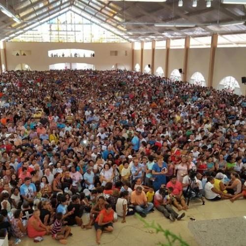 Inaugurado o maior tempo católico do Piauí. Veja!
