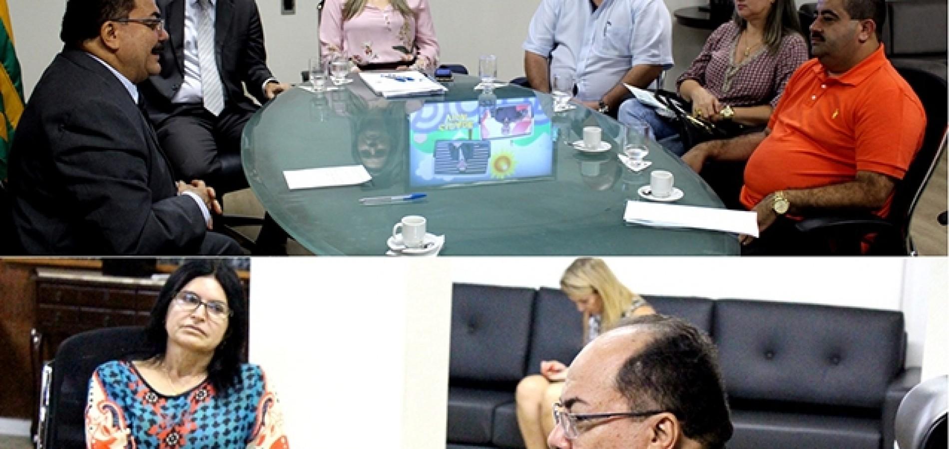 TJ vai levar 'Justiça Itinerante' a cinco cidades do Piauí