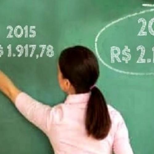 JAICÓS   Prefeita Waldelina propõe reajuste salarial de 11,36% para os professores