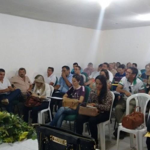 Saúde de Patos, Massapê e Vera Mendes participam de reunião sobre Plano Emergencial contra o Aedes aegypti em Picos