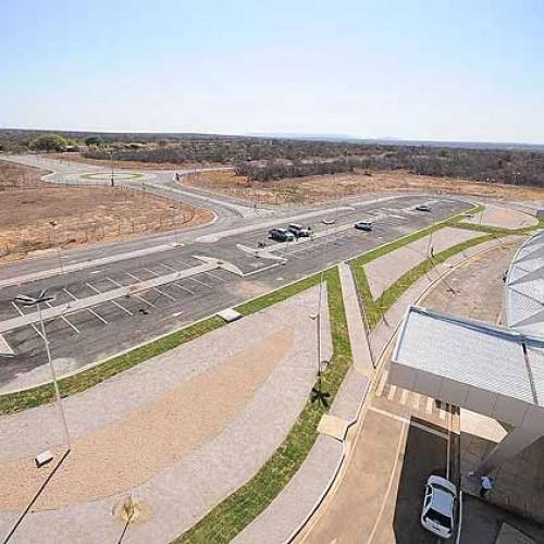 Aeroporto internacional avaliado em R$ 17 milhões está subutilizado no Piauí