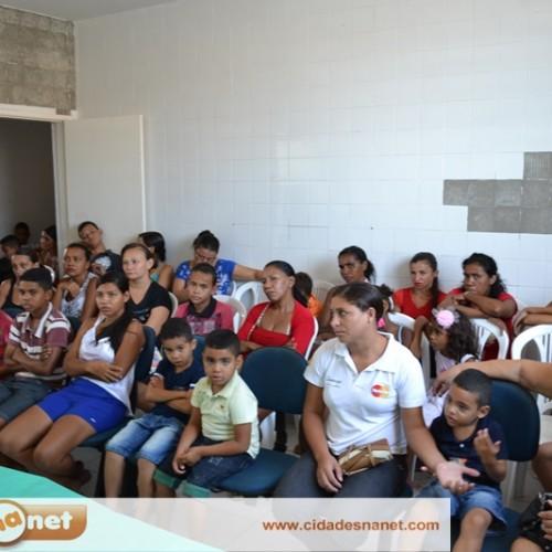 JAICÓS | Assistência Social promove reunião com usuários do Serviço de Convivência e Fortalecimento de Vínculos