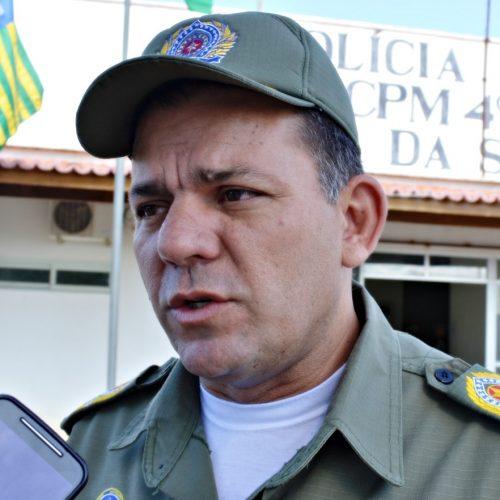 PM antecipa reforço policial  para municípios com conflito