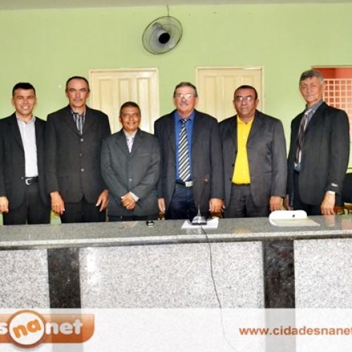 Câmara Patos do Piauí abre o ano legislativo; veja como foi a sessão