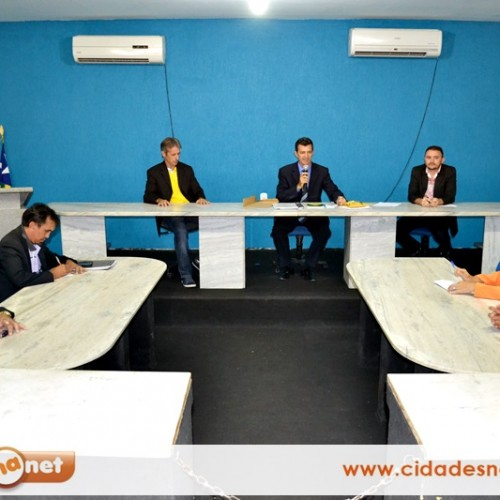 PADRE MARCOS | Com grupos divididos, Câmara Municipal abre o ano legislativo