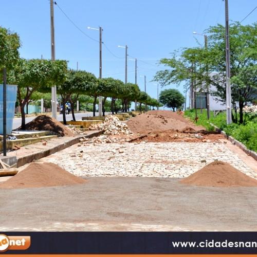 Obras melhoram a infraestrutura da cidade de Simões. Veja!