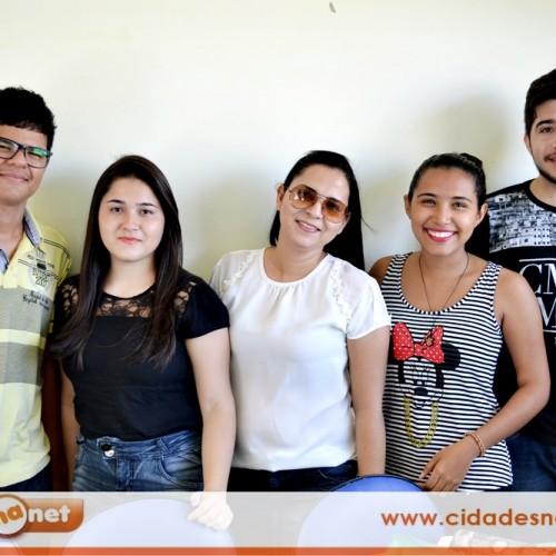 Belém comemora índice de alunos aprovados no Enem; Prefeitura apoia e oferece moradia em Picos