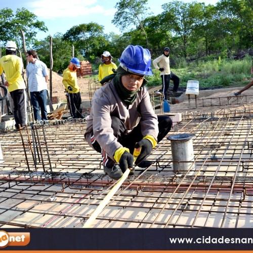 MASSAPÊ | Região de Caraíbas é contemplada com estação de tratamento de água, casas populares e estrada. Veja!