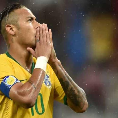 Brasil aposta fichas no carrasco Neymar para vencer a Colômbia; veja números