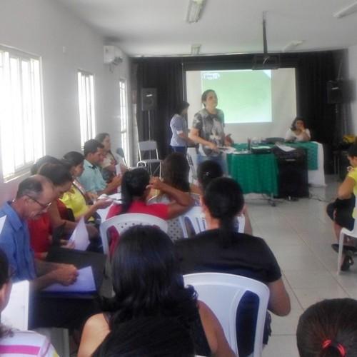 Capacitação de professores abre o ano letivo em Vera Mendes