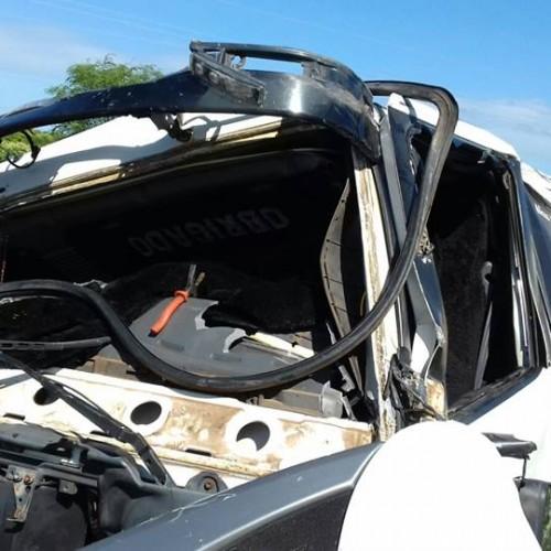 Colisão entre caminhão e moto deixa um morto e outro ferido do Sul do Estado; fotos