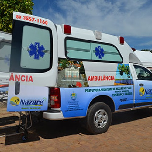 Saúde investe mais de R$ 3,5 milhões na aquisição de ambulâncias; Jacobina e outros 28 municípios  serão beneciados