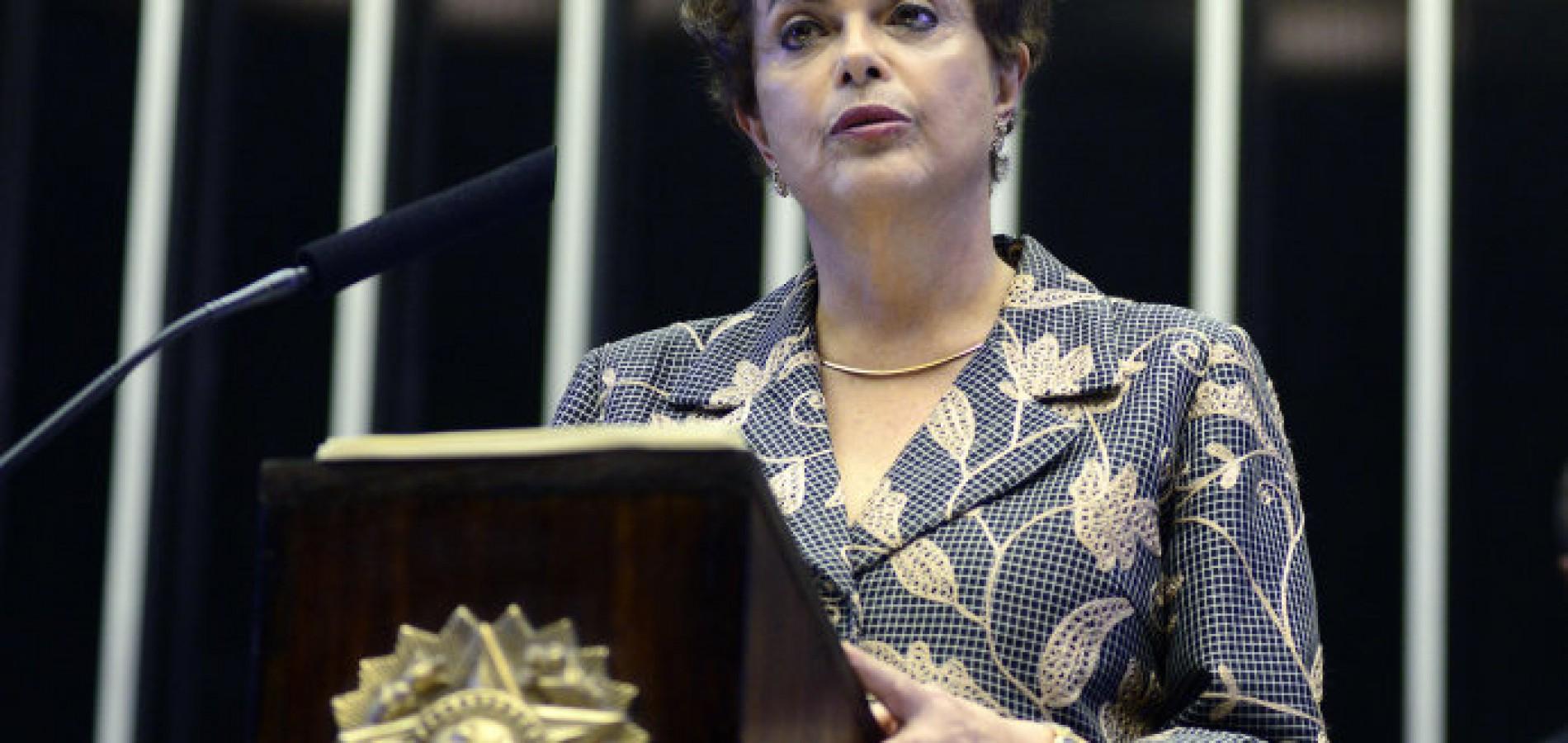 Ao defender a CPMF, Dilma recebe vaias e aplausos no Congresso