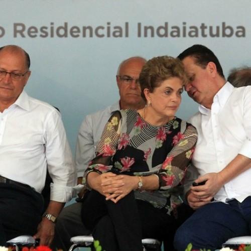 Dilma diz que país tem de 'provar' que é mais forte que mosquito