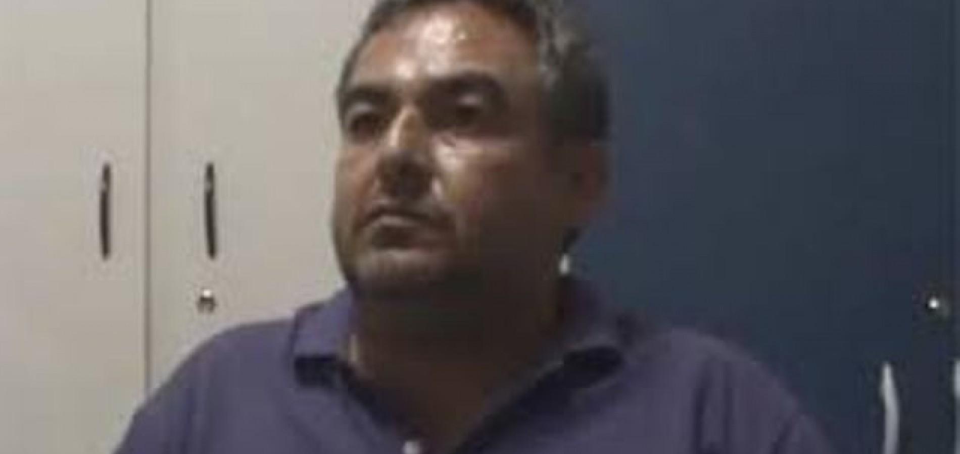 Suspeito de agenciar a morte do ex-vereador Emídio Reis morre em São Julião