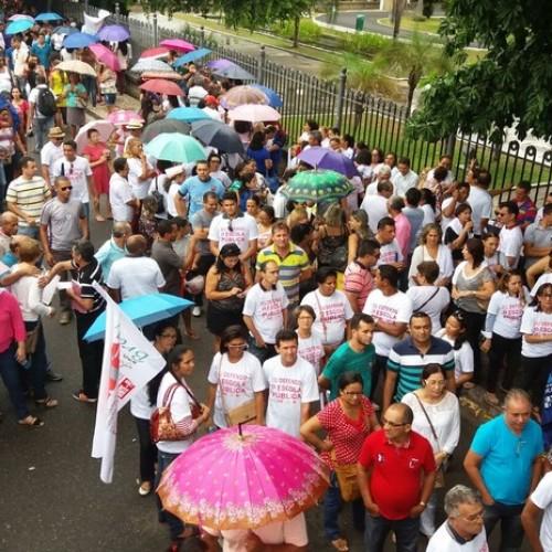 Sinte e governo chegam a acordo para fim da greve dos professores do Piauí