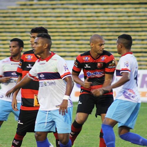 Empatados com 4 pontos, Piauí e Altos vão para o desempate no Albertão