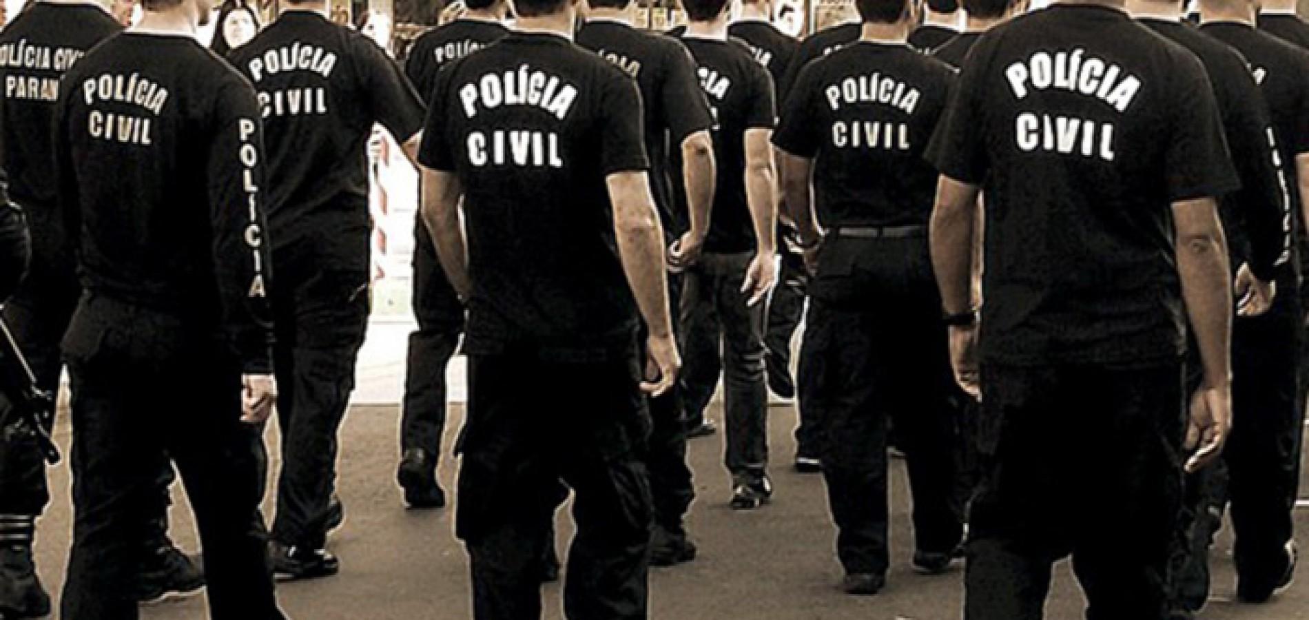 Polícia Civil do PI abre inscrições concurso com 350 vagas e salários de até R$ 16 mil