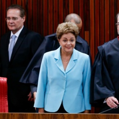 TSE notifica Dilma para apresentar defesa em processo eleitoral