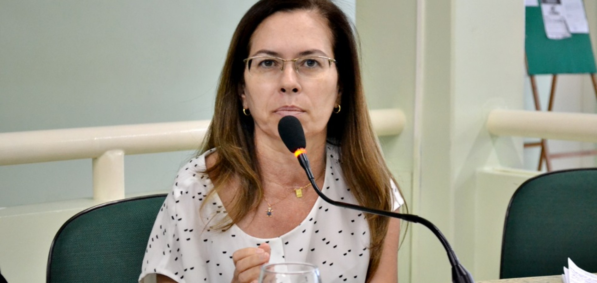 JAICÓS | Olisabel Silveira quer van para transporte de pacientes e reajuste para servidores