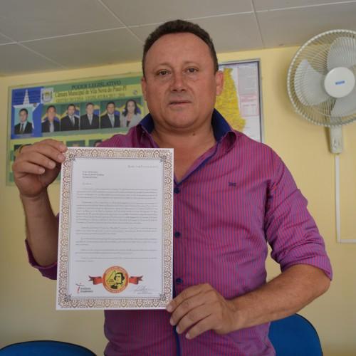 Pesquisa aponta Edilson Brito como o vereador mais atuante de Vila Nova do Piauí