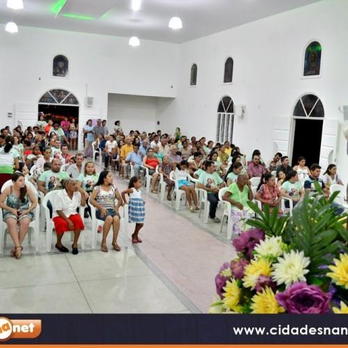 Carreata e missa abrem os festejos de São José, padroeiro de Belém do Piauí