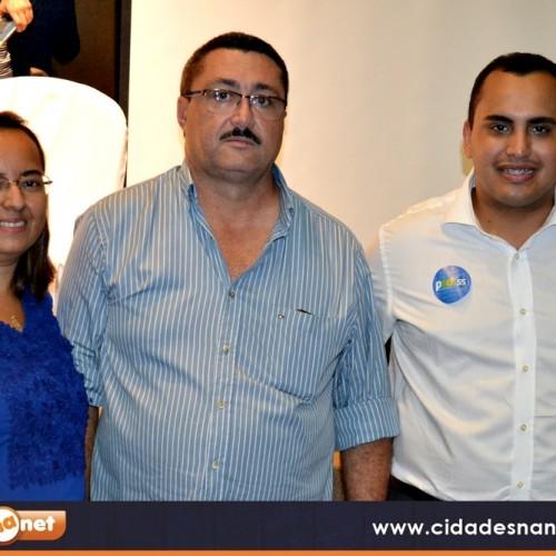 Claudeir se filia ao PSD para disputar eleições em Simões
