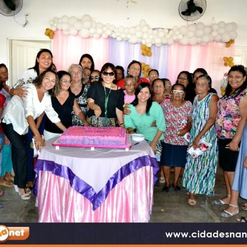 CCI de Jaicós homenageia mulheres da terceira idade. Veja!