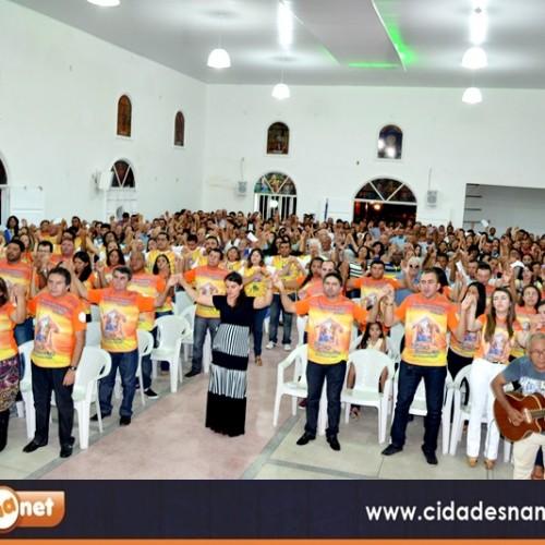 Missa e procissão encerra os festejos de São José em Belém do Piauí