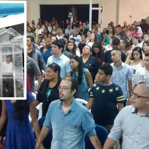 Irmão Jessé participa de inauguração de igreja evangélica em São Paulo