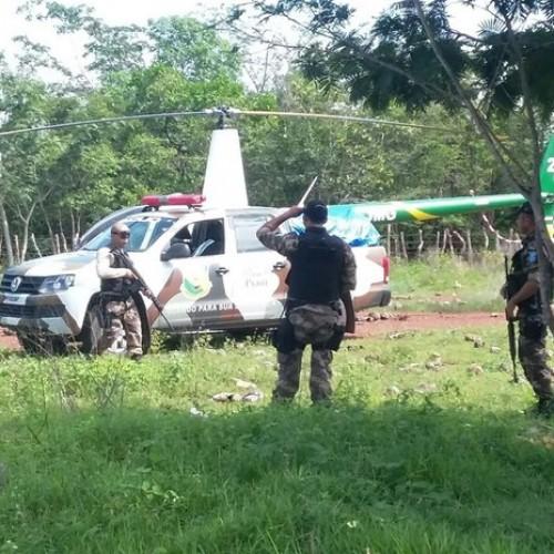 Dupla é detida suspeita de participar de assalto ao BB de Piracuruca