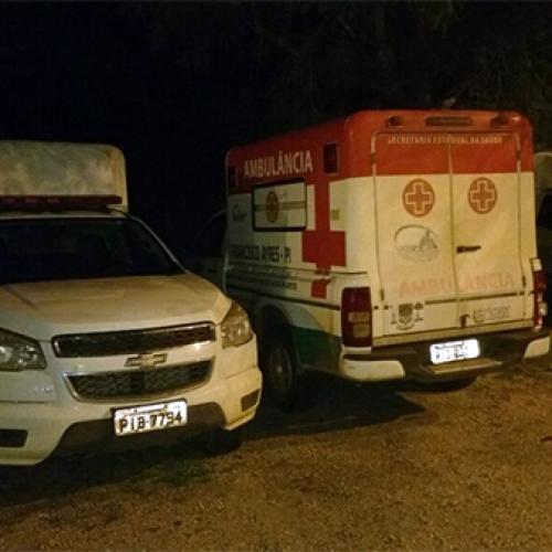 Cinco ambulâncias são apreendidas pela PRF-PI