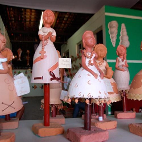 JAICÓS   Produtos de mulheres artesãs de Várzea Queimada são destaque em exposição nacional