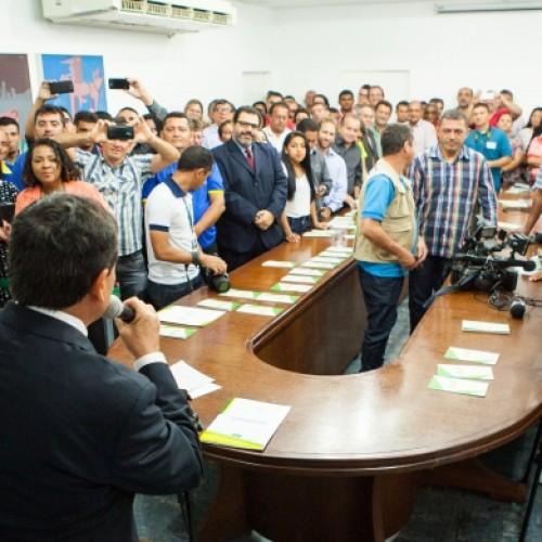 Estado firma convênios de R$ 4 milhões com entidades de produtores do Piauí; Jaicós e Campo Grande serão contemplados