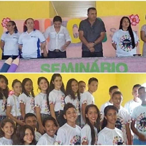 NUCA de Campo Grande realiza ações propostas pelo Selo Unicef